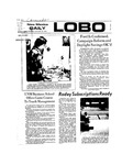 New Mexico Daily Lobo, Volume 077, No 64, 11/28/1973