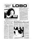 New Mexico Daily Lobo, Volume 077, No 69, 12/5/1973