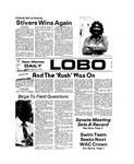 New Mexico Daily Lobo, Volume 077, No 76, 1/24/1974 by University of New Mexico