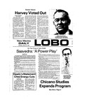 New Mexico Daily Lobo, Volume 077, No 81, 1/31/1974 by University of New Mexico