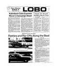 New Mexico Daily Lobo, Volume 077, No 84, 2/5/1974 by University of New Mexico