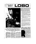 New Mexico Daily Lobo, Volume 077, No 85, 2/6/1974 by University of New Mexico