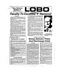 New Mexico Daily Lobo, Volume 077, No 90, 2/13/1974