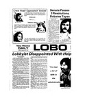 New Mexico Daily Lobo, Volume 077, No 92, 2/15/1974 by University of New Mexico