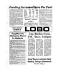 New Mexico Daily Lobo, Volume 077, No 94, 2/19/1974 by University of New Mexico