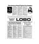 New Mexico Daily Lobo, Volume 077, No 96, 2/21/1974