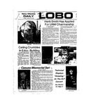 New Mexico Daily Lobo, Volume 077, No 99, 2/26/1974 by University of New Mexico