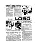 New Mexico Daily Lobo, Volume 077, No 102, 3/1/1974