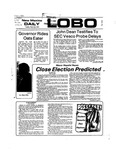 New Mexico Daily Lobo, Volume 077, No 114, 3/26/1974 by University of New Mexico