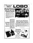 New Mexico Daily Lobo, Volume 077, No 119, 4/2/1974 by University of New Mexico