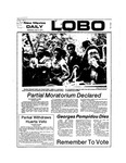 New Mexico Daily Lobo, Volume 077, No 120, 4/3/1974 by University of New Mexico