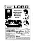 New Mexico Daily Lobo, Volume 077, No 121, 4/4/1974 by University of New Mexico