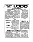 New Mexico Daily Lobo, Volume 077, No 123, 4/8/1974 by University of New Mexico