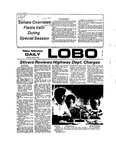 New Mexico Daily Lobo, Volume 077, No 124, 4/9/1974 by University of New Mexico