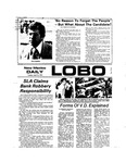 New Mexico Daily Lobo, Volume 077, No 129, 4/16/1974 by University of New Mexico