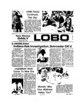 New Mexico Daily Lobo, Volume 077, No 141, 5/2/1974 by University of New Mexico