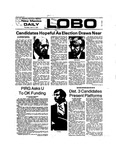 New Mexico Daily Lobo, Volume 077, No 145, 6/13/1974 by University of New Mexico