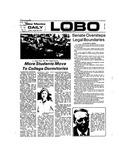 New Mexico Daily Lobo, Volume 078, No 6, 8/30/1974