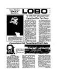 New Mexico Daily Lobo, Volume 078, No 7, 9/3/1974