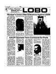 New Mexico Daily Lobo, Volume 078, No 8, 9/4/1974