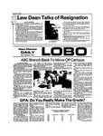 New Mexico Daily Lobo, Volume 078, No 10, 9/6/1974