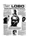 New Mexico Daily Lobo, Volume 078, No 12, 9/10/1974 by University of New Mexico