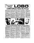 New Mexico Daily Lobo, Volume 078, No 21, 9/23/1974 by University of New Mexico