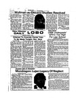 New Mexico Daily Lobo, Volume 078, No 28, 10/2/1974 by University of New Mexico