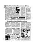 New Mexico Daily Lobo, Volume 078, No 29, 10/3/1974