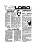 New Mexico Daily Lobo, Volume 078, No 31, 10/7/1974