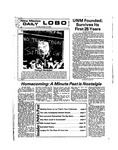 New Mexico Daily Lobo, Volume 078, No 34, 10/10/1974
