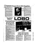 New Mexico Daily Lobo, Volume 078, No 35, 10/11/1974