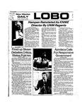 New Mexico Daily Lobo, Volume 078, No 37, 10/15/1974