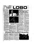 New Mexico Daily Lobo, Volume 078, No 51, 11/4/1974