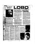 New Mexico Daily Lobo, Volume 078, No 52, 11/5/1974