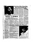 New Mexico Daily Lobo, Volume 078, No 53, 11/6/1974