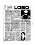 New Mexico Daily Lobo, Volume 078, No 54, 11/7/1974