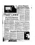 New Mexico Daily Lobo, Volume 078, No 55, 11/8/1974
