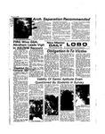 New Mexico Daily Lobo, Volume 078, No 60, 11/15/1974