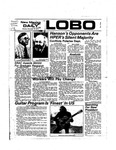 New Mexico Daily Lobo, Volume 078, No 61, 11/18/1974
