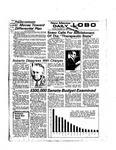 New Mexico Daily Lobo, Volume 078, No 62, 11/19/1974