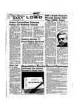 New Mexico Daily Lobo, Volume 078, No 64, 11/21/1974