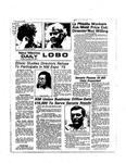 New Mexico Daily Lobo, Volume 078, No 65, 11/22/1974