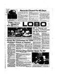 New Mexico Daily Lobo, Volume 078, No 69, 12/2/1974