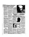 New Mexico Daily Lobo, Volume 078, No 70, 12/3/1974