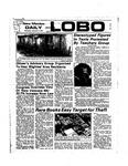 New Mexico Daily Lobo, Volume 078, No 71, 12/4/1974