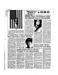 New Mexico Daily Lobo, Volume 078, No 73, 12/6/1974