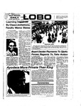 New Mexico Daily Lobo, Volume 078, No 75, 1/20/1975 by University of New Mexico