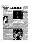 New Mexico Daily Lobo, Volume 078, No 77, 1/22/1975 by University of New Mexico