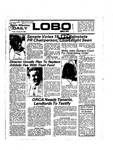 New Mexico Daily Lobo, Volume 078, No 79, 1/24/1975 by University of New Mexico